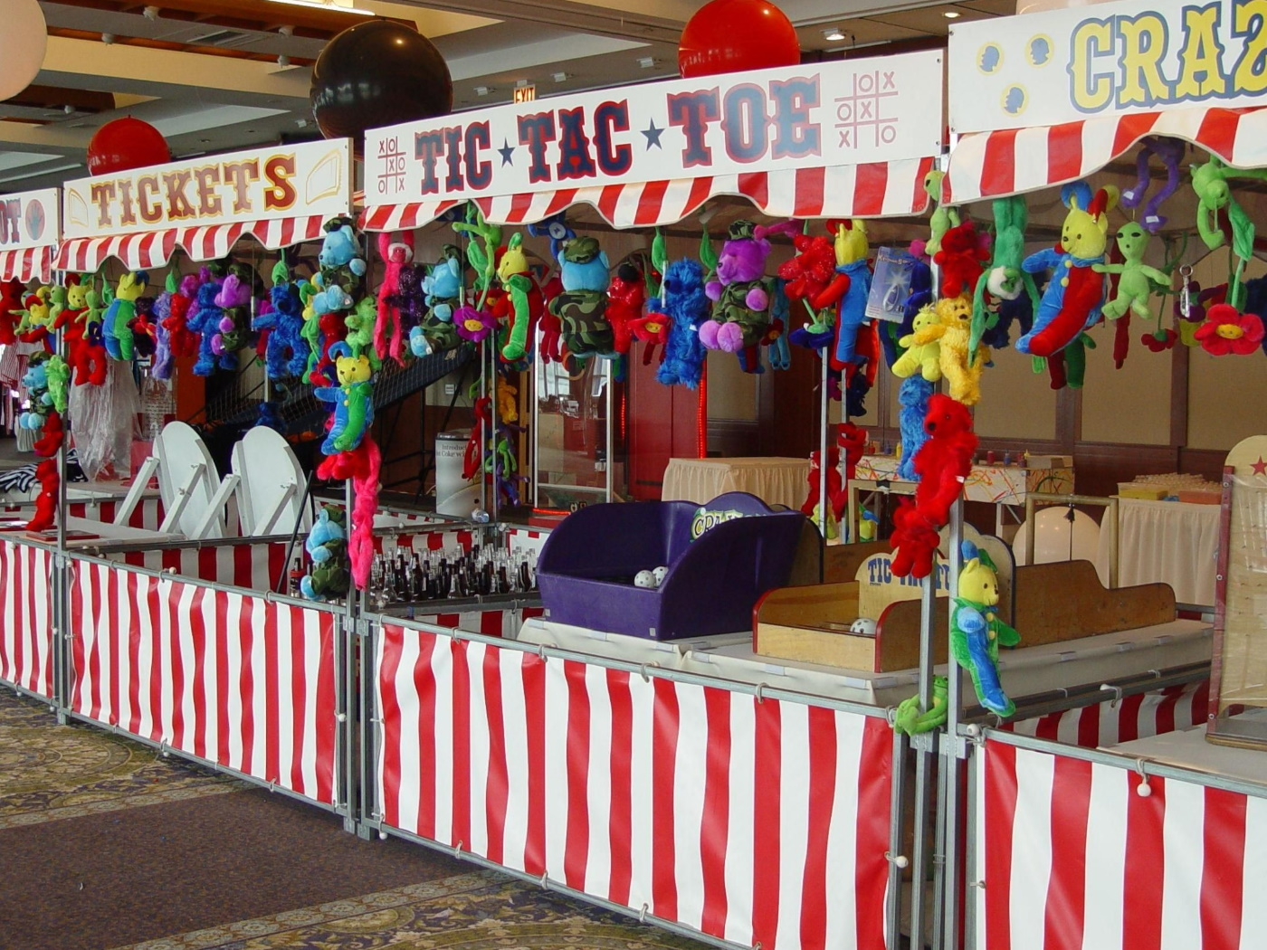 Booth Ideas For The Next School Carnival